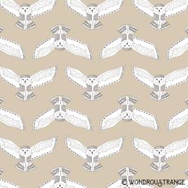 owl 6 pattern display