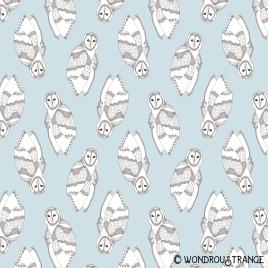 Owl 7 Pattern Display
