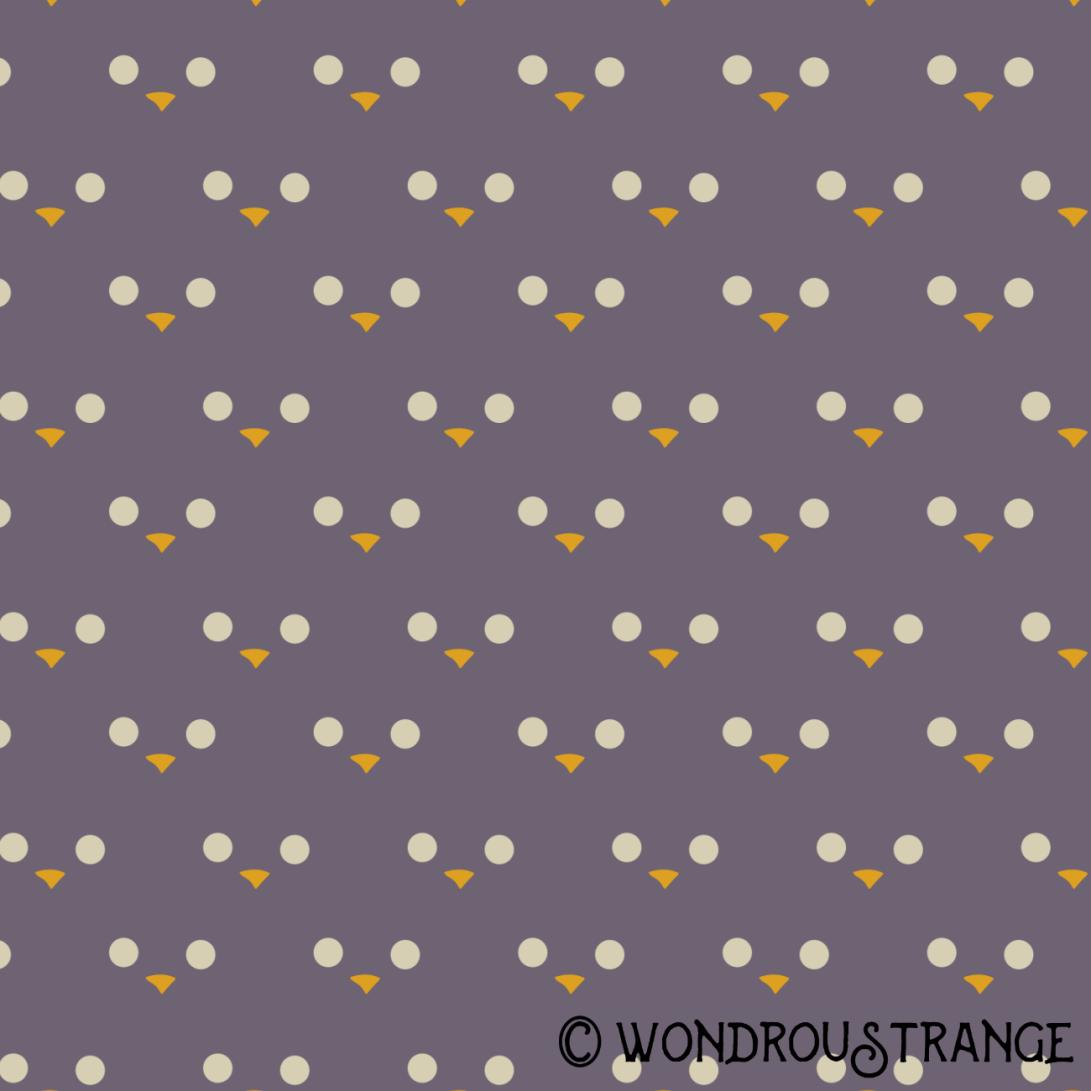 Cat face pattern 5