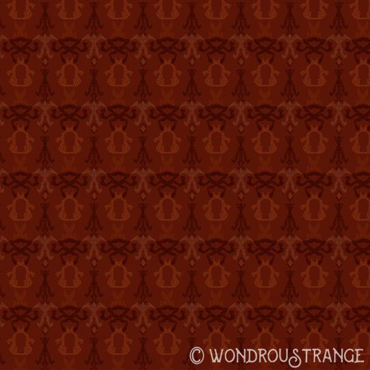 Ikat pattern 2