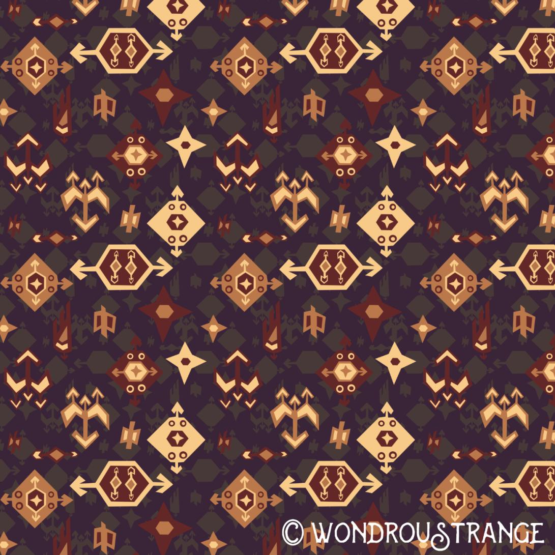 Bafwump pattern 1